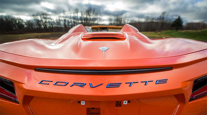 Last 2020 Corvette Produced to be Offered at Mecum Kissimmee