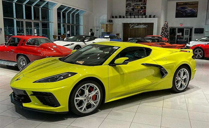 Chevy's Vice President Steve Hill Says Most C8 Corvette Buyers Are New to the Chevy Brand
