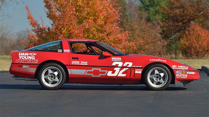 1988 Corvette Challenge Car