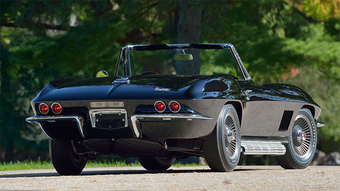First 1967 Corvette L88 Sells for $2.5 Million at Mecum Kissimmee