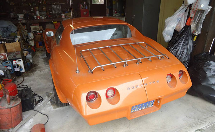 Corvettes on Craigslist: 1974 Corvette 454 for $17,500