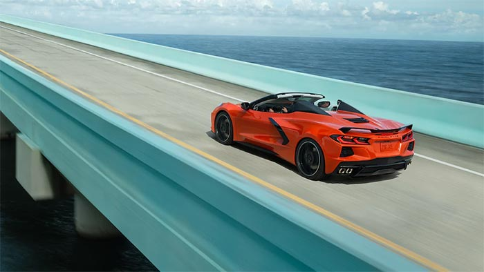 Chevy Seeing a Huge Increase in Number of C8 Corvette Convertibles Sold