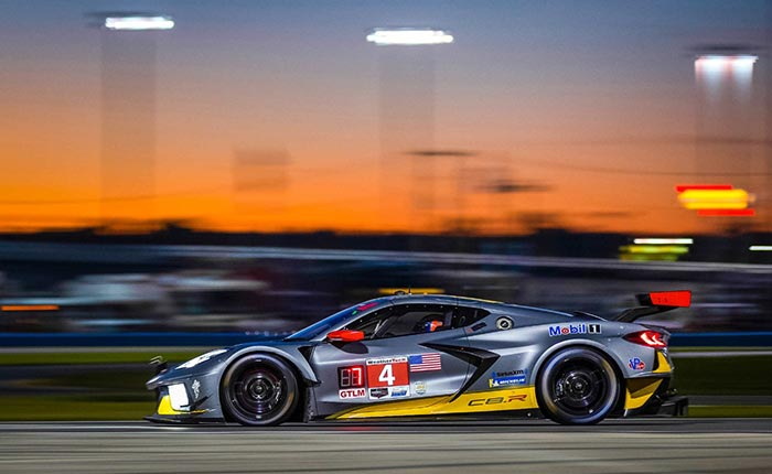 Watch the Corvette C8.Rs Race for the Rolex 24 Pole Position on Sunday