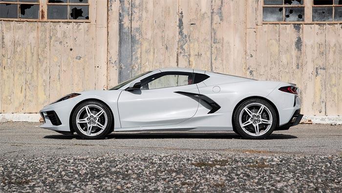 Base 2020 Corvette Evaluation
