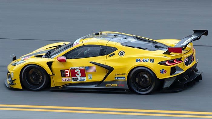 Corvette Racing at Daytona: Roar Race Win, Rolex 24 Pole Position for No. 4 Corvette C8.R