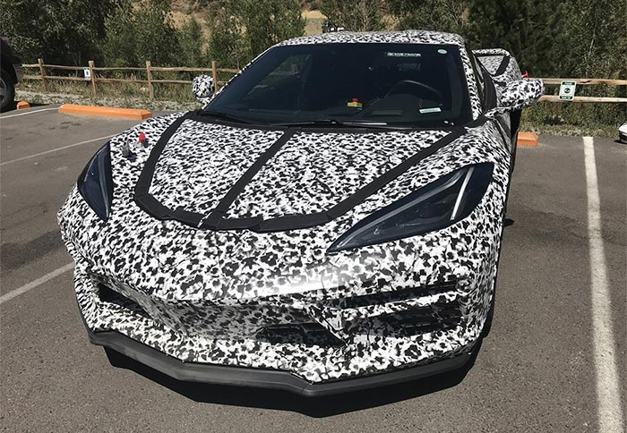 [PICS] What We Know About the C8 Corvette E-Ray