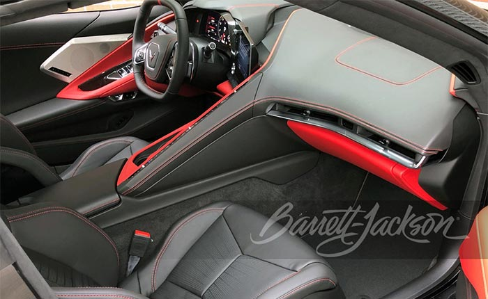 The First 2020 Corvette Convertible Produced Will Be Sold at Barrett-Jackson Scottsdale for Charity