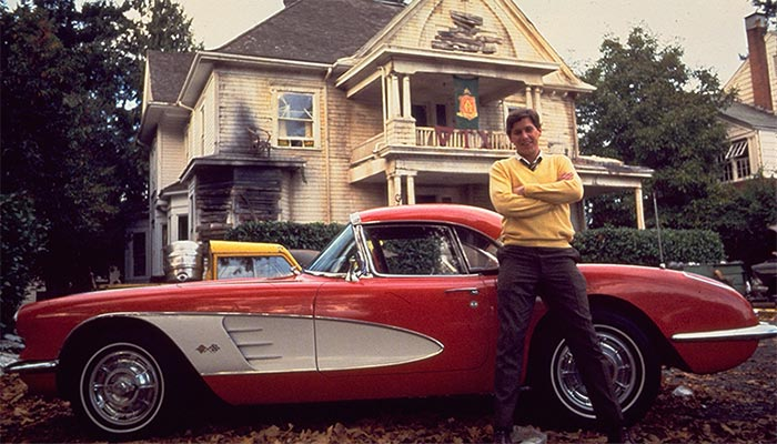 Animal House 1959 Corvette