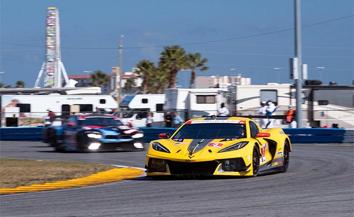 Corvette Racing at Daytona: 18-Hour Report