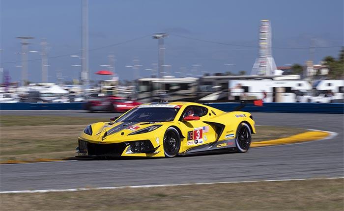 Corvette Racing at Daytona: Rolex 24 GTLM Victory for No. 3 Corvette C8.R