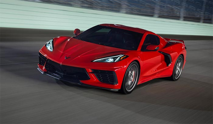 Chevrolet Seeing Twice As Many Gen X Buyers with the New C8 Corvette