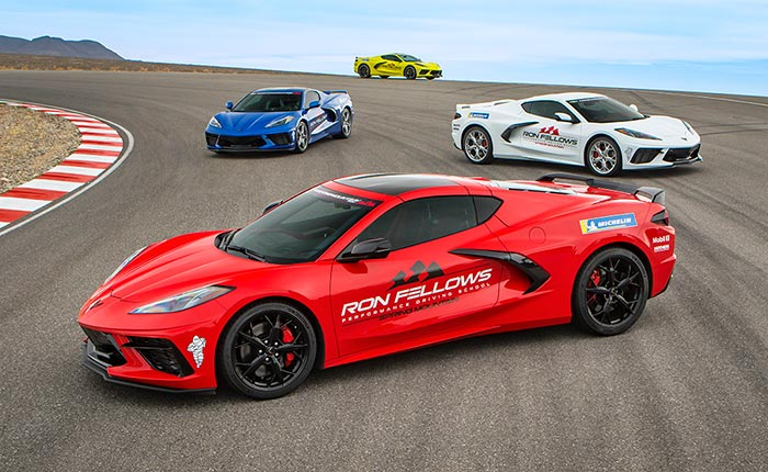 Mike Furman is Hosting a Corvette Owners School at Spring Mountain and You're Invited!