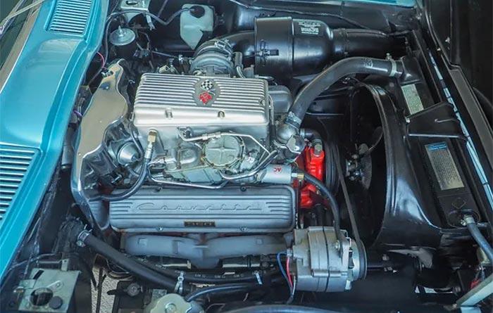 1963 Corvette L84 Fuelie