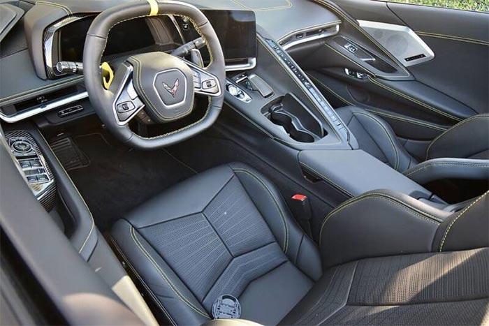 2020 Corvette Stingray Convertible Headed to Carlisle's Lakeland Winter Auction