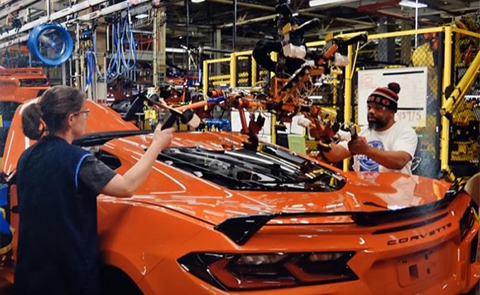 2021 Corvette Production and Constraints Update