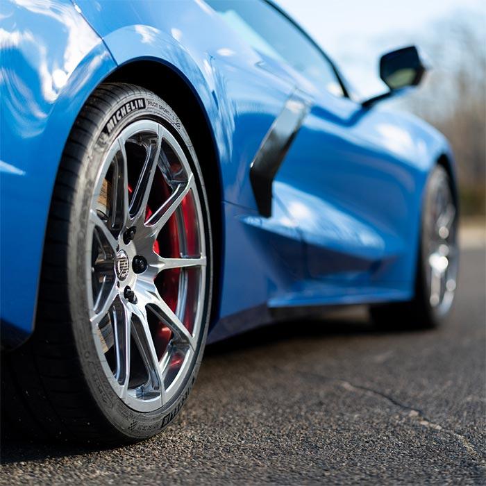 [VIDEO] Callaway Shows Off New Aluminum Alloy Wheels for the C8 Corvette