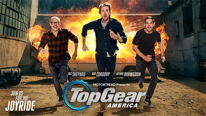 Review: Top Gear America