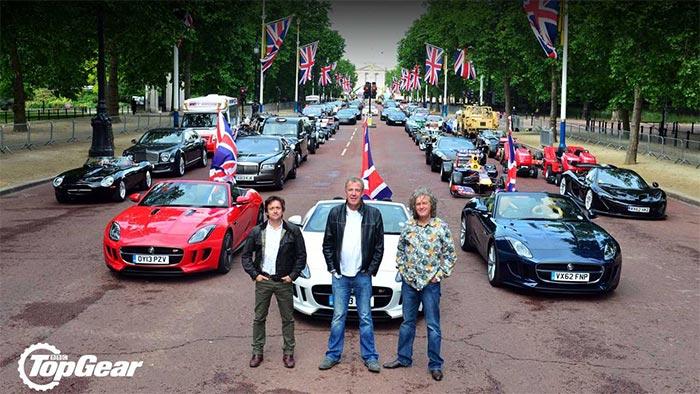 Original Top Gear Cast