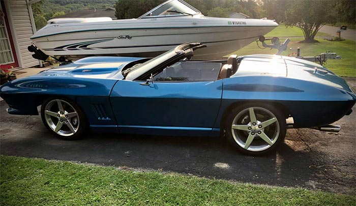Corvettes for Sale: 1989 Corvette Midyear Conversion