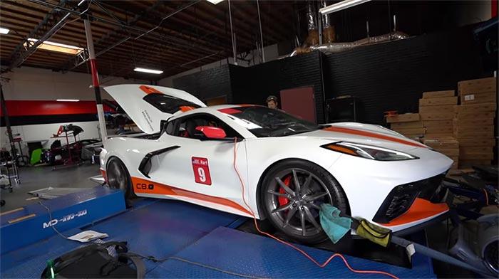 [VIDEO] Emelia Hartford is Your New C8 Corvette Horsepower Queen