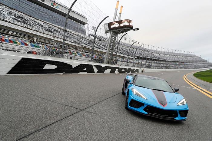 [PICS] 2021 C8 Corvette to Pace the Daytona 500