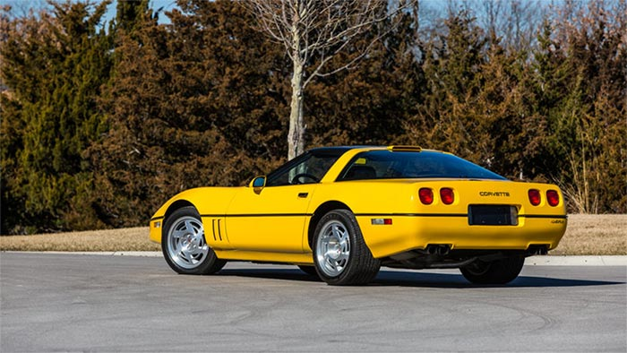 Collectors Have Plenty of Choices For Investment-Grade C4 Corvette ZR-1s