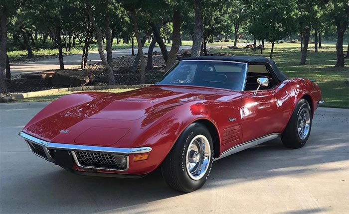 Bloomington Gold's 2021 Gold Collection Will Salute the 50th Anniversary of the LS6 Corvette