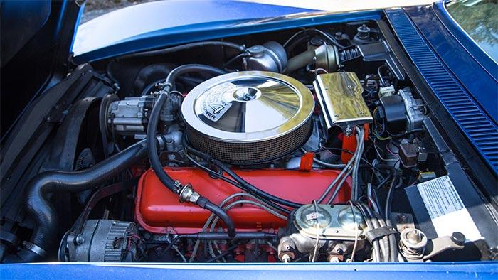 1971 Corvette LS6 454