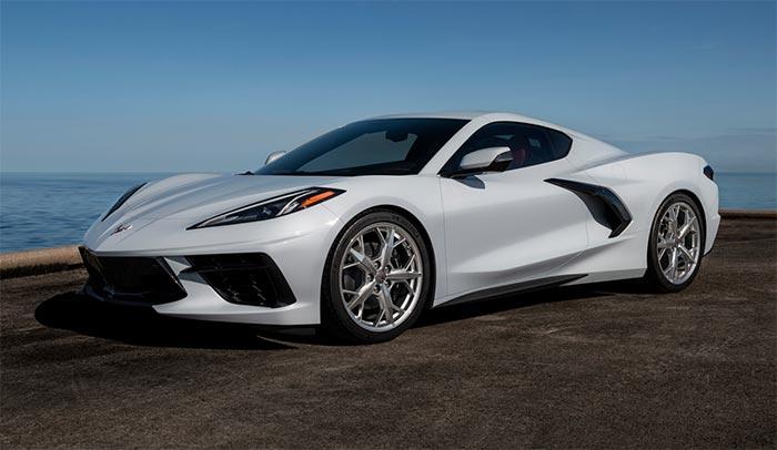 Latest Constraints for 2021 Corvette Orders