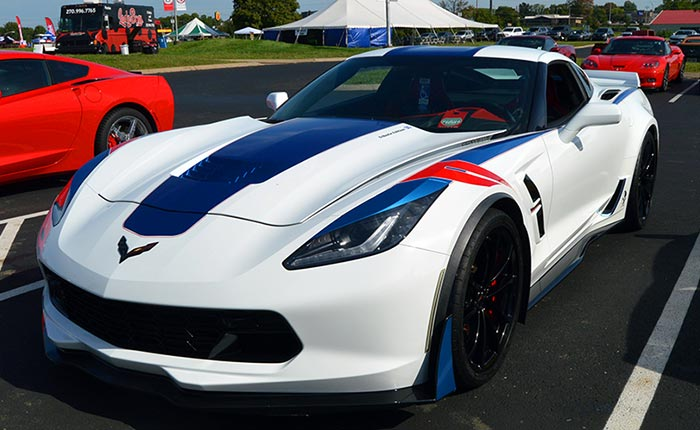 2017 Corvette Grand Sport is a Tribute to Dave MacDonald