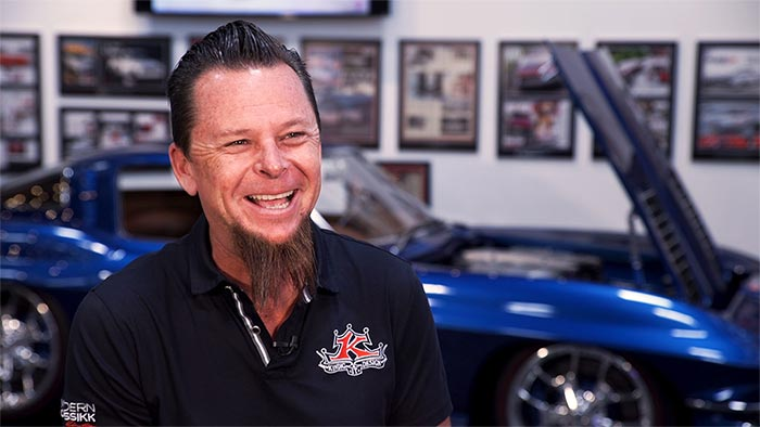[PODCAST] Meet Bitchin' Rides Star Dave Kindig on the Corvette Today Podcast