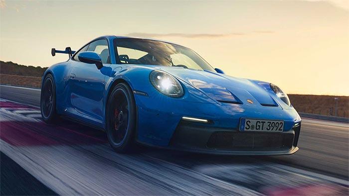 [VIDEO] Scouting Report: 2022 Porsche 911 GT3