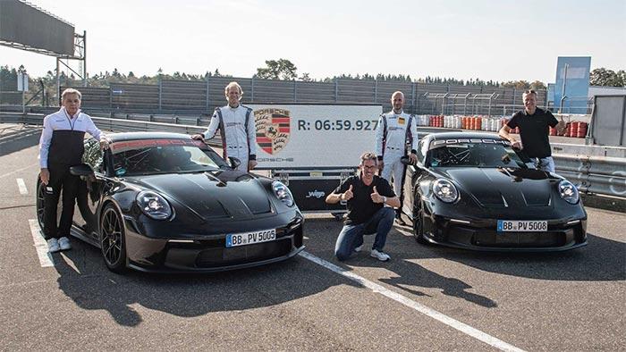 Scouting Report: 2022 Porsche 911 GT3