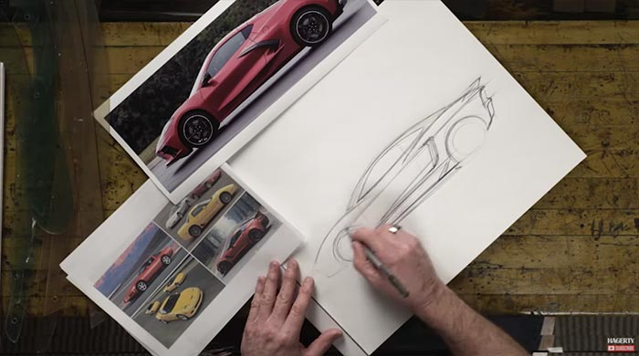 [VIDEO] Here is How Chip Foose Would Improve the Design of the C8 Corvette