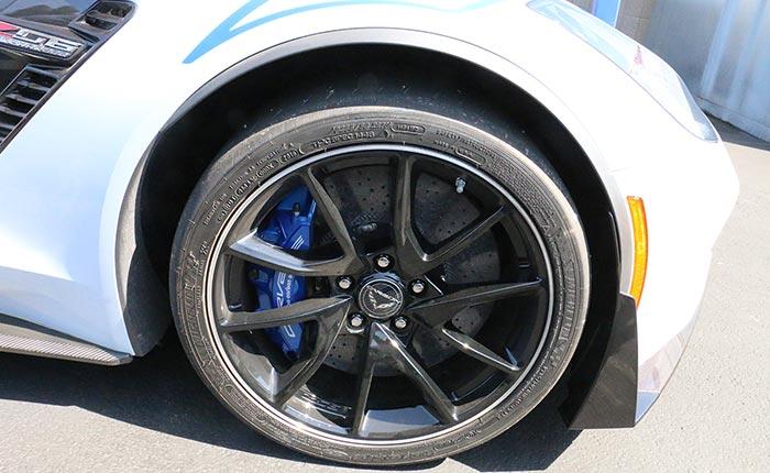 C7 Corvette Owners Facing a Tire Shortage