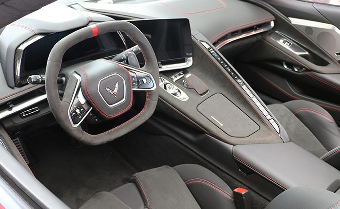 MotorTrend Says a C8 Interior Redesign is Coming for the 2023 Corvette
