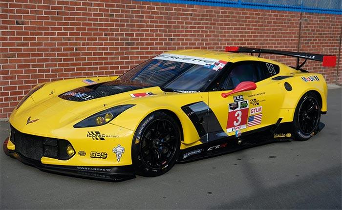Corvettes for Sale: 2014 Corvette C7.R Racecar Hits Bring A Trailer