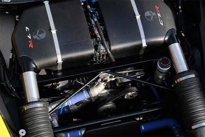 2014 Corvette C7.R Racecar Hits Bring A Trailer