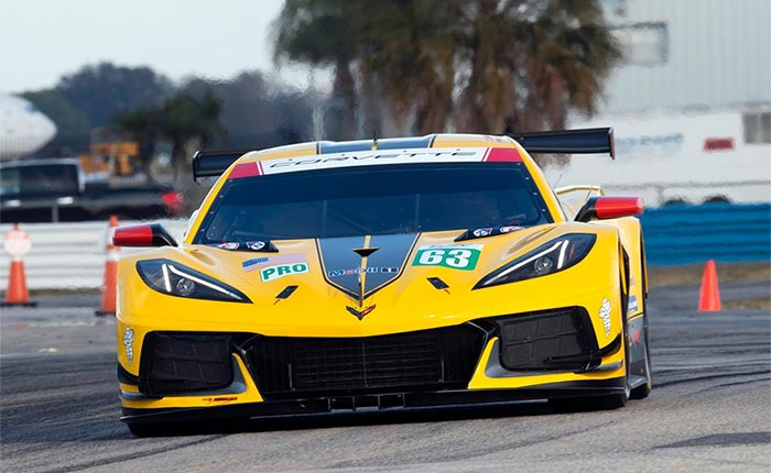[VIDEO] Corvette Racing Confirms WEC Entry for Portimao with Gavin and Garcia