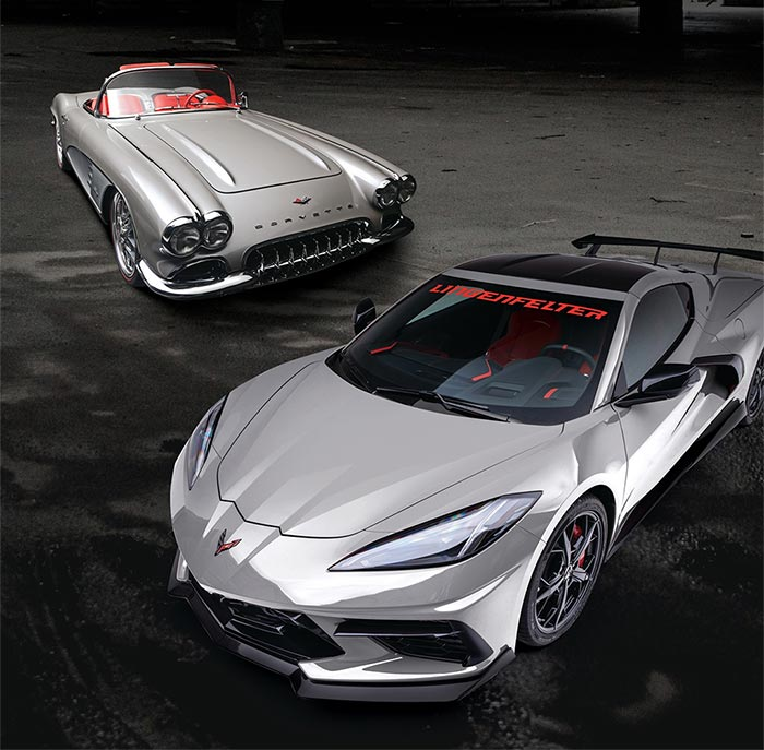 These Matching Silver Corvettes Could Be Yours in the 2021 Corvette Dream Giveaway