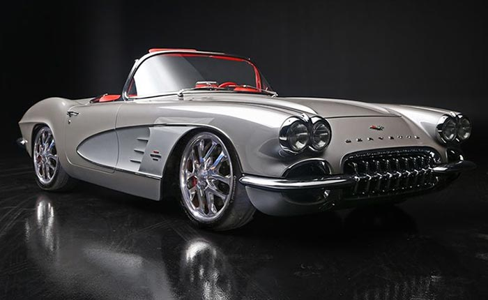 Win a 2021 Z51 Coupe and a 1961 Restomod in the Corvette Dream Giveaway
