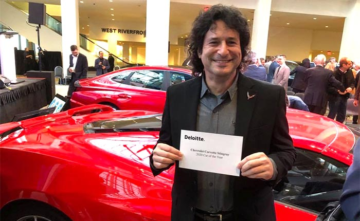 [PODCAST] Corvette Product Manager Harlan Charles Answers Your Questions on the Corvette Today Podcast