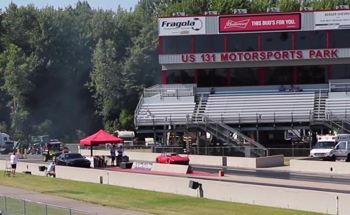 [VIDEO] 1969 Corvette L88 vs 2018 Challenger SRT Demon in a Battle of Eras