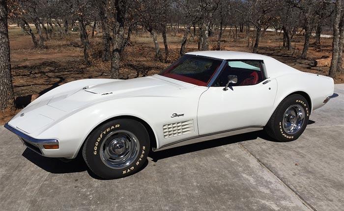 Bloomington Gold to Celebrate the LS6 Corvettes