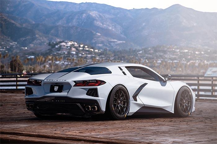 [PIC] Digital Artist Envisions an Awe-Inspiring Split Window C8 Corvette