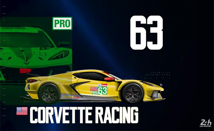 Corvette Racing Receives Two Invites for the 24 Hours of Le Mans