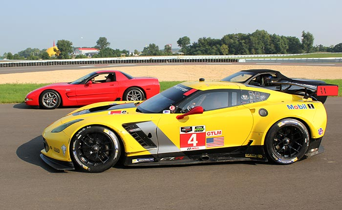 Corvette Racing Legends Will Offer Instruction at the Performance Track Day Event at NCM MSP