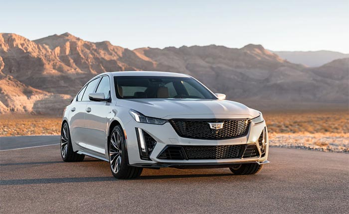 Here is Why Cadillac Didn't Use the 2019 Corvette ZR1's LT5 V8 for the CT5-V Blackwing