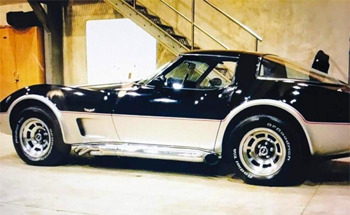 [STOLEN] 1979 Corvette Heist Has Island Nation on the Lookout for this Rare Sports Car