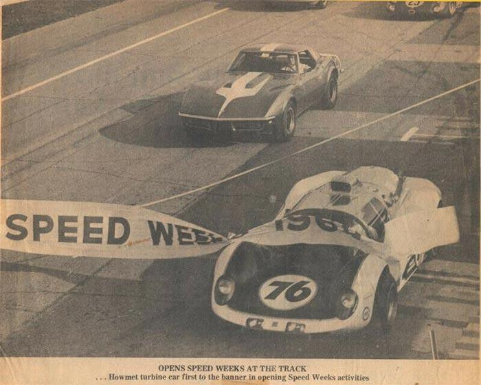 Corvettes for Sale: James Garner's 1968 A.I.R. L88 Corvette